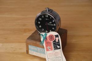 新東洋時計株式会社の目覚まし時計