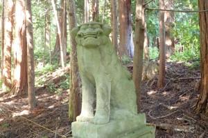 2015.9.23の狛犬_1