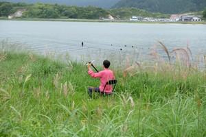 外練習_宇曽利湖